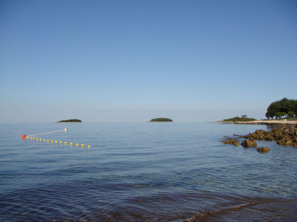 baza nurkowa w Chorwacji, nurkowanie w Chorwacji, camping Valkanela