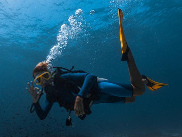 diving school croatia, schnuppertauchen, immersioni croazia