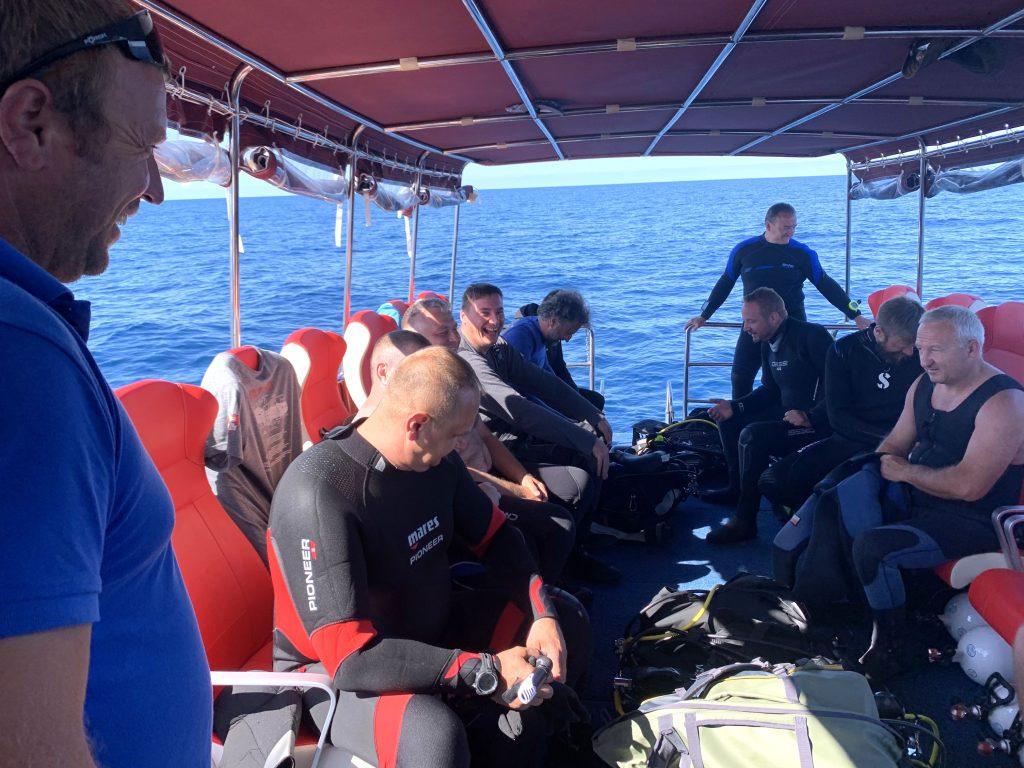 tauchausfluge, tauchfahrten kroatien, tauchbasis kroatien, diving trip croatia