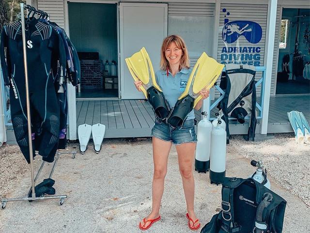 diving school croatia, schnuppertauchen, tauchbasis vrsar